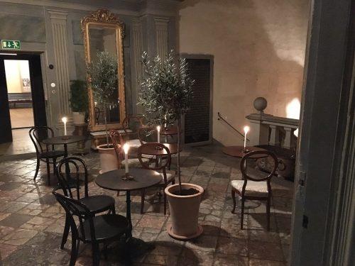 Wenngarns slott - Samlingssal