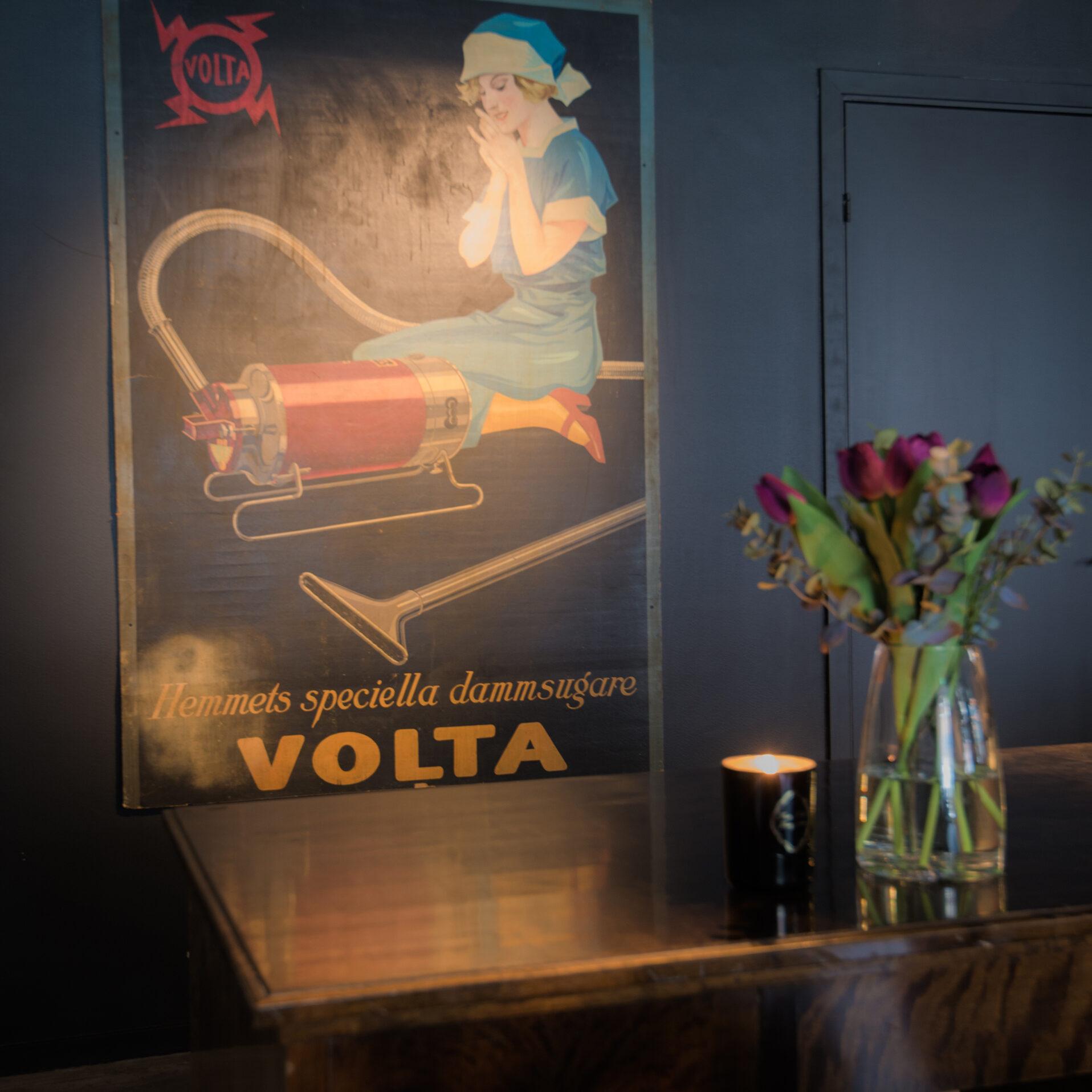 Botell Volta Lobby